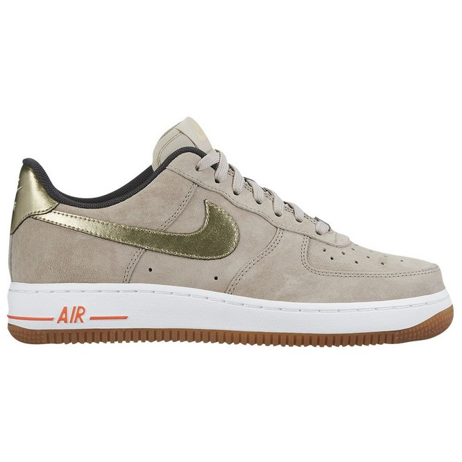 NIKE | Air Force 1 '07 Mici Metallic Aurii | Adidasi Baschet Dama | 43728-517