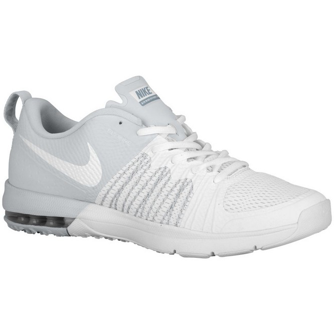 NIKE | Air Max Effort TR Platină/Gri/Albi | Adidasi Training Barbati | 96116-934