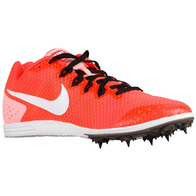 NIKE | Zoom Rival D 9 Rosii/Albi/Negrii | Cuie Atletism Dama | 24221-770