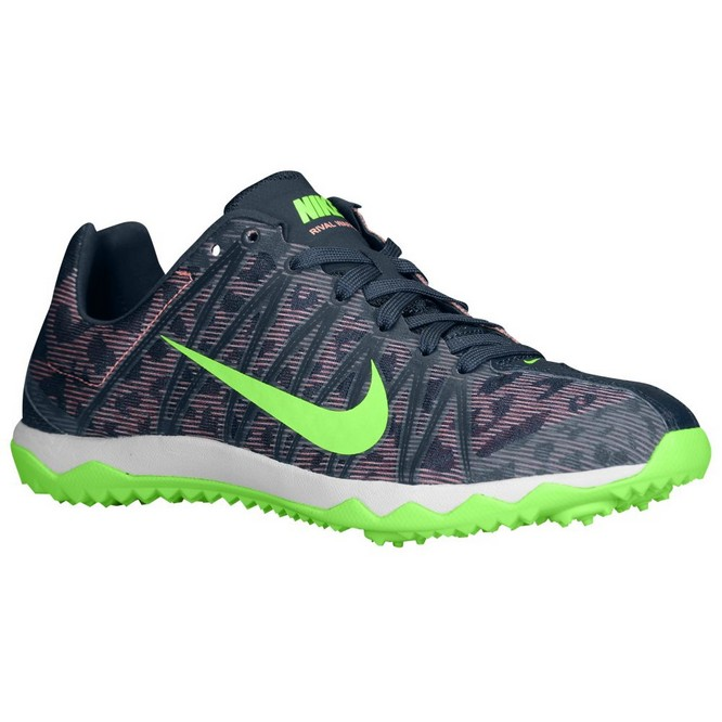 NIKE | Zoom Rival Waffle Bleumarin/Gri/Roz/Albi | Cuie Atletism Dama | 15152-371