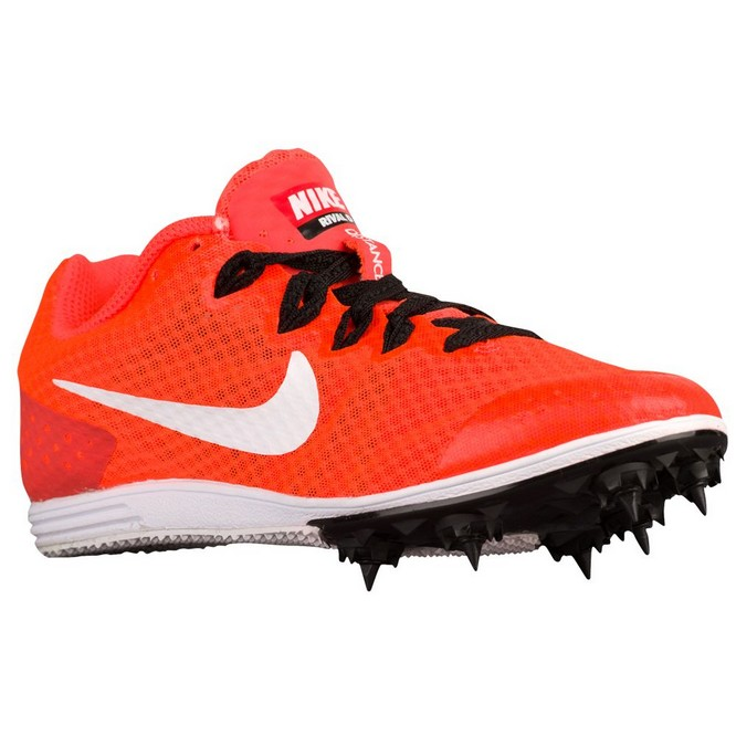 NIKE | Zoom Rival D 9 Rosii/Albi/Negrii | Cuie Atletism Fete adolescenti | 41673-889