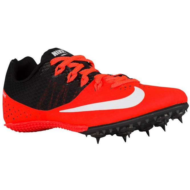 NIKE | Zoom Rival S 8 Rosii/Albi/Negrii | Cuie Atletism Fete adolescenti | 35356-218