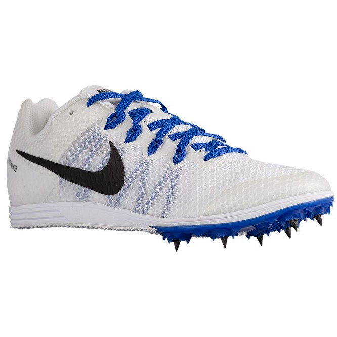 NIKE | Zoom Rival D 9 Albi/Negrii/Albastri | Cuie Atletism Dama | 10252-541