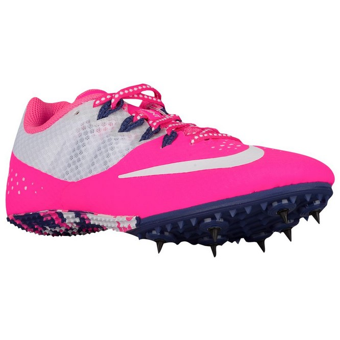 NIKE | Zoom Rival S 8 Roz/Albi/Violet Inchis | Cuie Atletism Dama | 34087-553