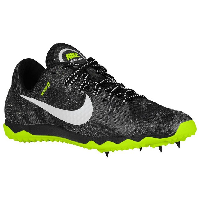 NIKE | Zoom Rival XC Negrii/Albi | Cuie Atletism Dama | 58339-144